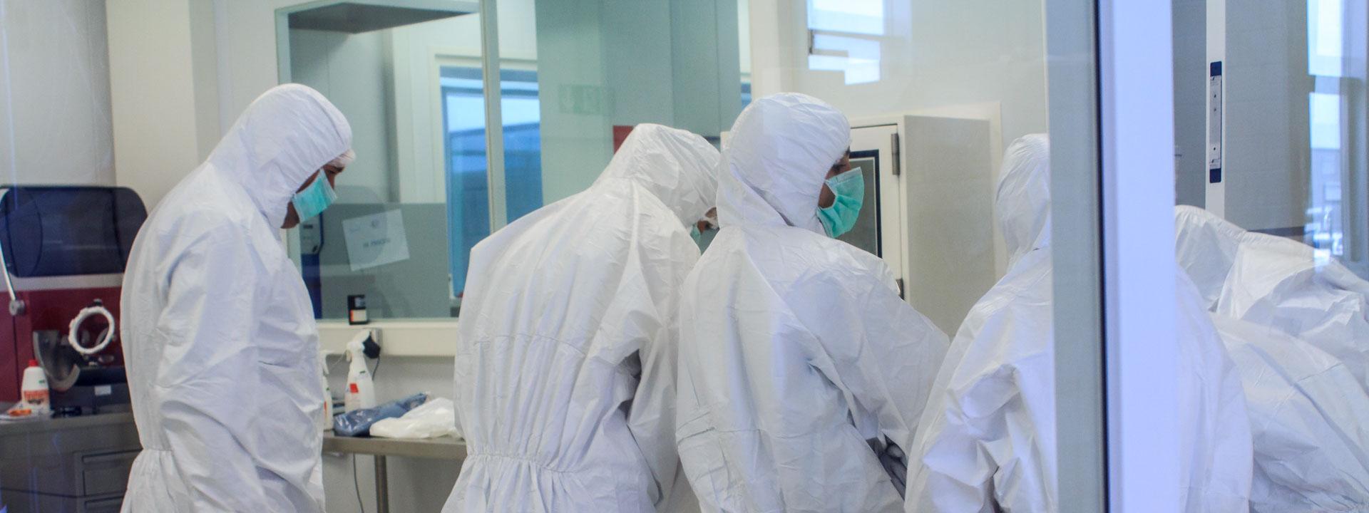 Bonnes pratiques pour la désinfection des surfaces et des salles de diffusion des coronavirus