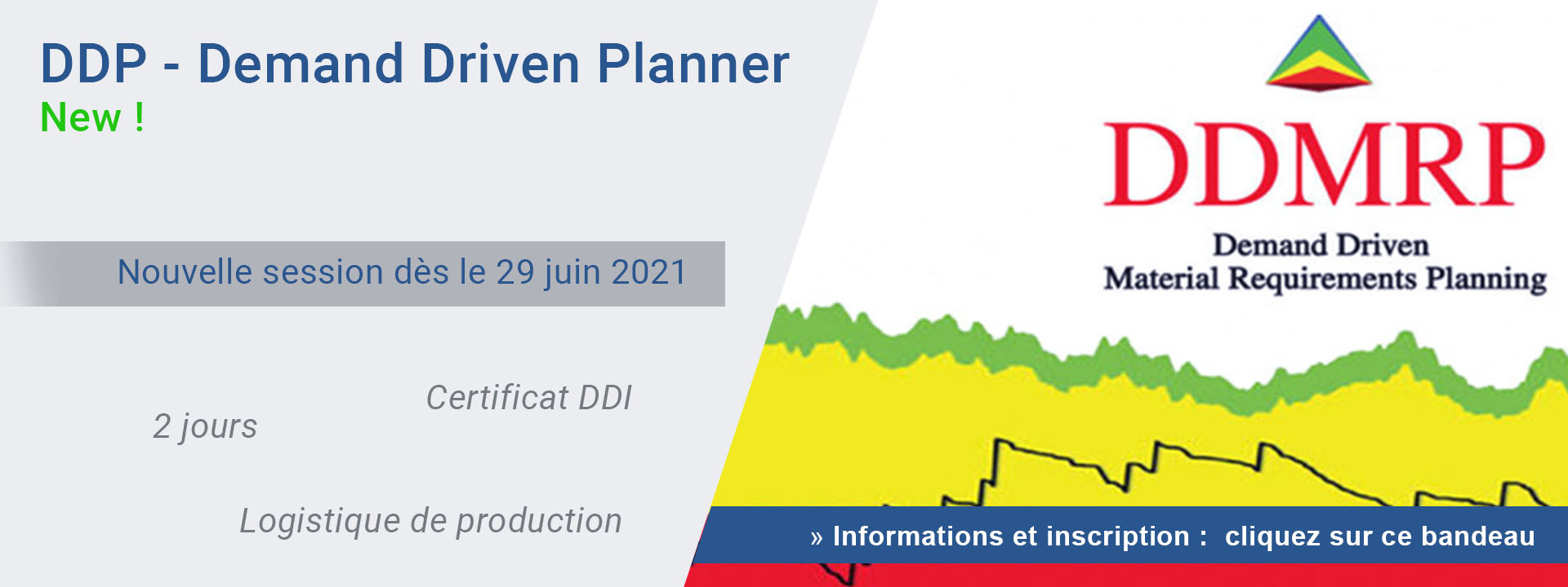 DDP - Demand Driven Planner